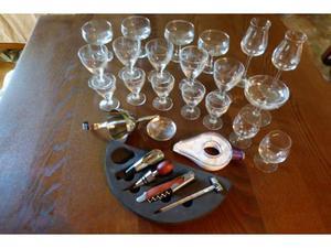 Bicchieri da vino - decanter ed accessori