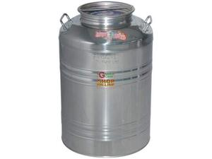 Bidoni contenitori inox sansone per olio vino miel