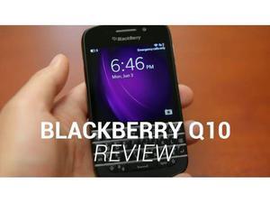 Blackberry Q10,con fattura d'acquisto e completo con