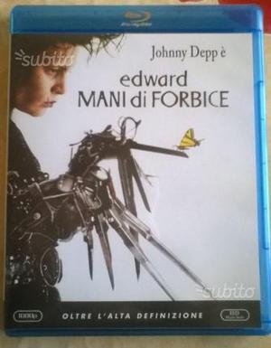 Blu ray Edward mani di forbice