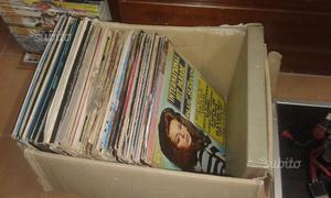 Circa 100 LP anni 70