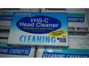 Cleaning vhs c panasonic