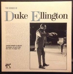 Duke ELLINGTON, The Genius Of Duke Ellington 3 LP
