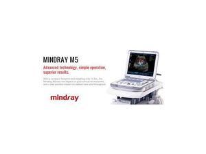 Ecografo Multidisciplinare Mindray M5 con sonda lineare