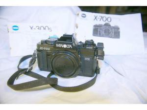 Fotocamera reflex analogica Minolta X-700