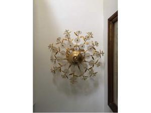 Lampadario da parete e soffitto