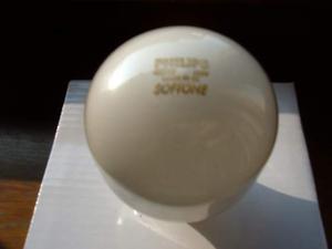 Lampadina usata vintage Philips softone 40W 230v