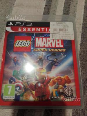 Lego Marvel super Heroes per PS3