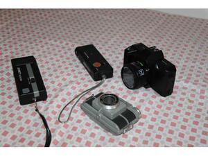 Macchinette fotografiche anni sessanta ottanta