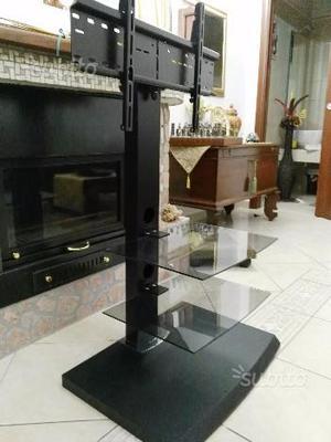 Mobili Porta Tv Lc.Mobile Tv Meliconi Ghost Design Nero Posot Class