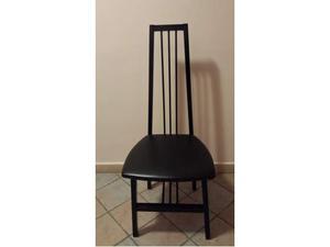 N. 4 sedie di design