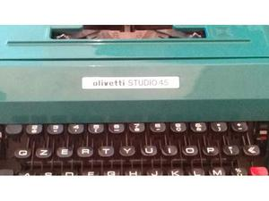 Olivetti studio 45