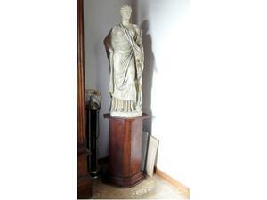 Statua Dea Letizia anni 800