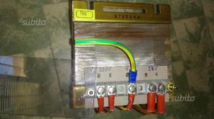 Trasformatore 220 volt 24 volt circa 400 watt