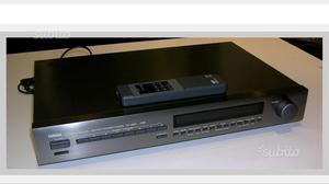 Tuner FM/AM Yamaha TX 950 con telecomando