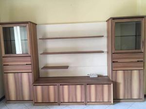 Vendo mobile a giorno in legno maturale