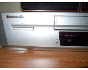 Video registratore VHS PANASONIC NV-FJ613 E-LS vintage