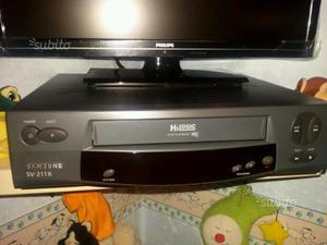 Video registratore samsung completo