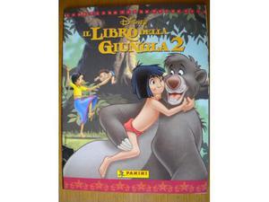 Album figurine il libro della jungla completo