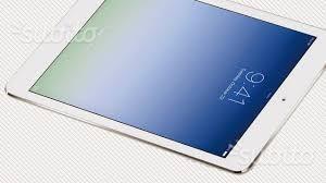 Apple Ipad Air 2 cellular retina scheda sim