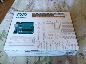 Arduino Starter Kit Originale Nuovo