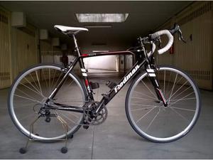 Bici corsa rodman rd101 telaio in carbonio
