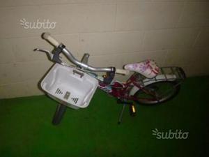 Bicicletta Bimba Atala ruota 16
