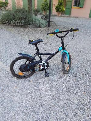 Bicicletta Bimbo 4-6 Anni Modena