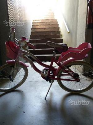 Bicicletta bambina dai 7 ai 10 anni