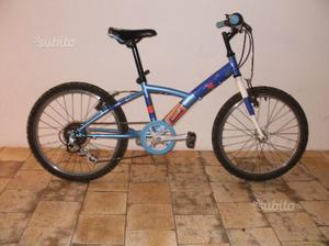Bicicletta da bambino/bambina 7-10 anni