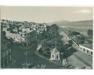 Cartolina Reggio Calabria Lungomare