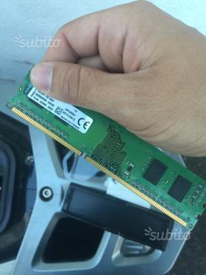 DDR3 da 2 gb pc fisso