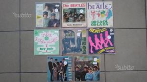 Dischi 45 Giri Beatles