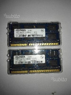 MEMORIA RAM MEMORY Alpida 4GB 2Rx8 PCS