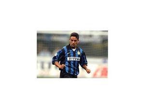 Maglia Inter  di Roberto Baggio serie A