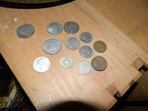 Monete Italia Romania Spagna Maldive