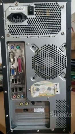 PC Fisso Windows XP