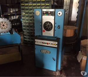 Rehau rautool pressa tubi idraulico a ros posot class for Pressa per tubi idraulici usata