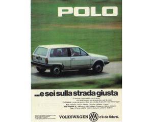 Pubblicità auto POLO