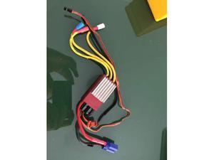 Servi Futaba- BLS 451-JR - Kontronik 120HV