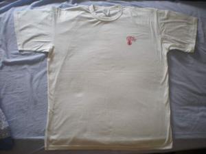 T-shirt maglia carabinieri bianca manica corta taglia L 50