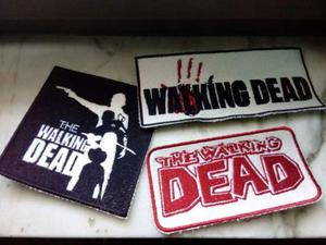 Toppe patch the walking dead di ogni tipo