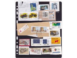 n 20 francobolli esteri sottodescritti