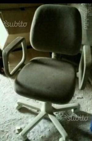 12 sedie da ufficio