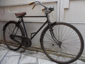 Bici d'Epoca Doniselli freni a bacchetta Anni 40
