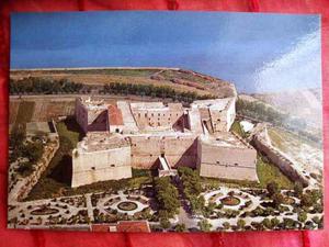 Cartolina, Paesaggistica - Puglia, Il Castello, Barletta