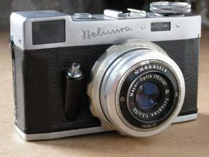 Fotocamera Belmira Made in Germany Anni50