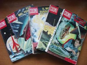 I romanzi del cosmo fantascienza
