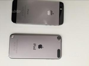 IPod touch 4 generazione 30gb- IPhone 5s
