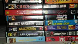 Lotto 35 cassette vhs